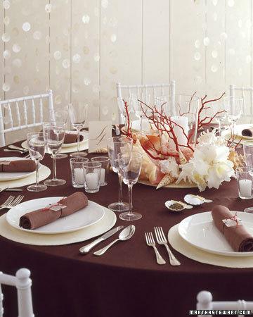 Fotos de decoração de casamento simples