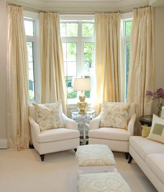 cortinas salas estar