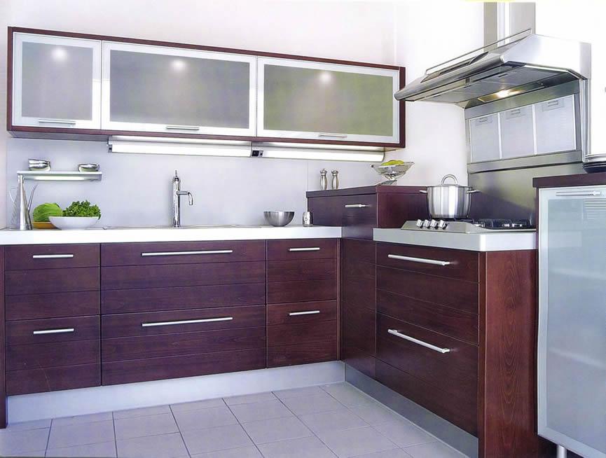Fotos De Decorao Cozinhas Pequenas
