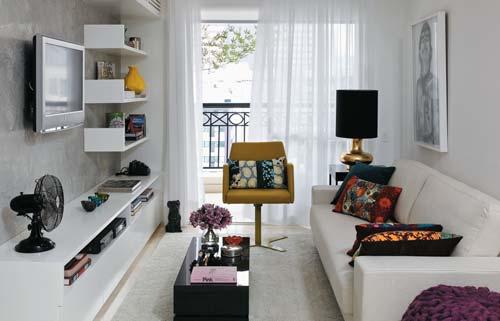 Fotos de salas pequenas
