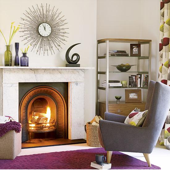 Fotos de salas pequenas for Next living room designs