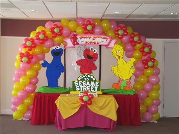 Fotos de decoração de festa infantil