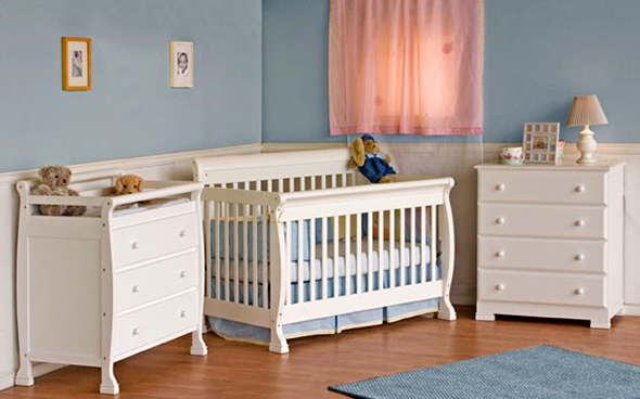 Fotos de decoração quartos de bebê