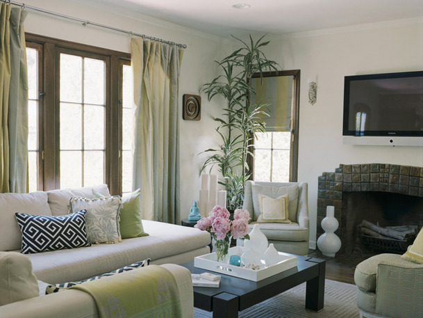 Fotos de decoração de salas de estar