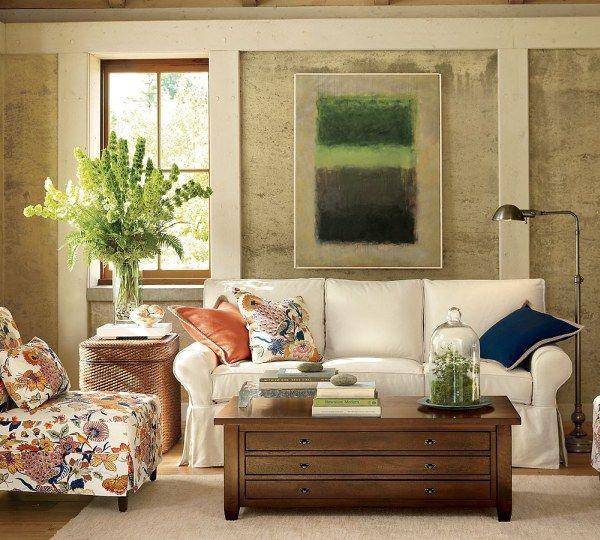 Decorating Ideas Unique Living Rooms: Fotos De Salas Decoradas