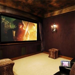 cinema em casa 3 Sistemas home theater