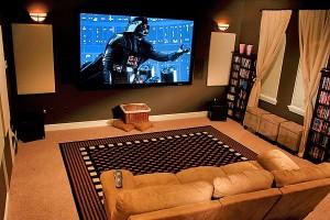 cinema em casa 4 300x200 Sistemas home theater
