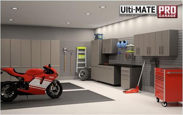 fotos de garagens. Black Bedroom Furniture Sets. Home Design Ideas
