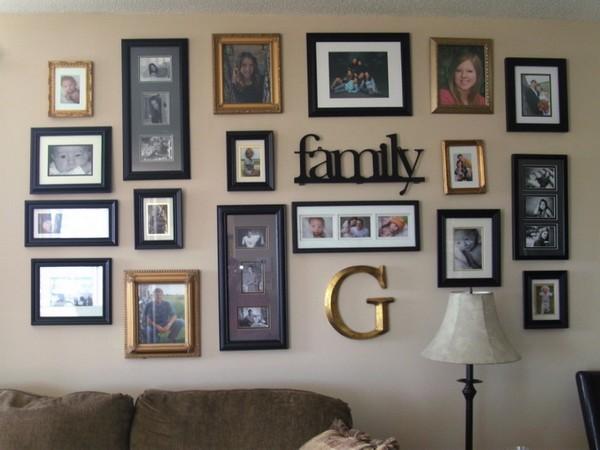 Fotos de decora o de paredes com fotos - Fotos para decorar paredes ...