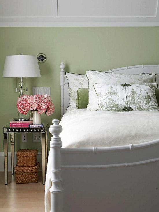 Fotos de decora o barata - Tinta camera da letto ...