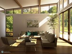 sala de estar de luxo 3
