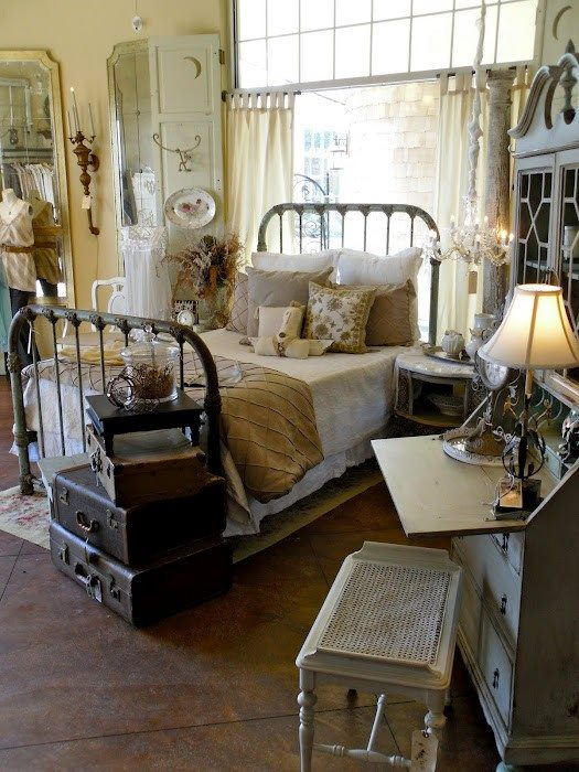 Fotos de quartos românticos