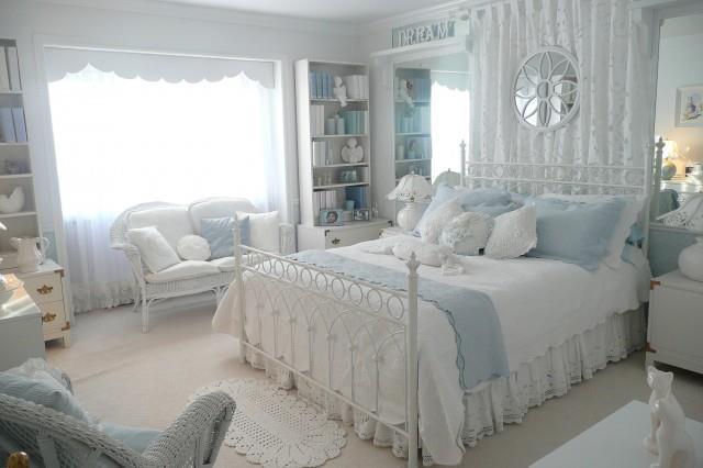 Fotos de quartos românticos ~ Quarto Rosa Romantico