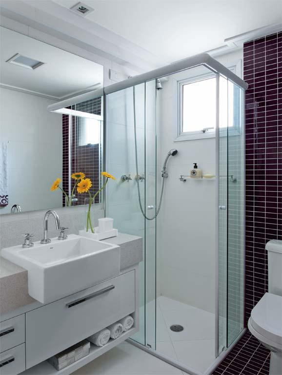 banheiros com pastilhas fotos