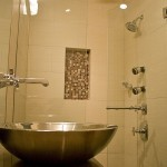 Decoração de banheiros pequenos