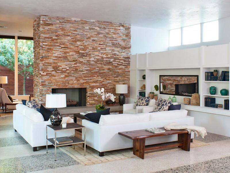 Fotos de decoraç u00e3o de salas grandes -> Decoração De Interiores Salas Grandes