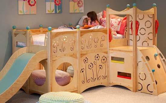 decora%C3%A7%C3%A3o 363 Fotos de decoração de quartos infantil