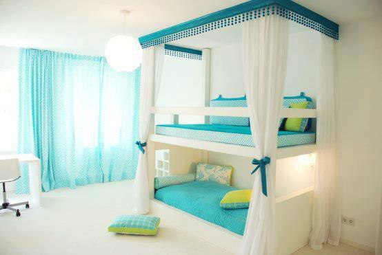 decora%C3%A7%C3%A3o 478 Fotos de decoração de quartos infantil