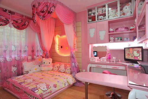 decora%C3%A7%C3%A3o 595 Fotos de decoração de quartos infantil