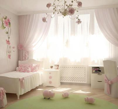 decora%C3%A7%C3%A3o 81 Fotos de decoração de quartos infantil