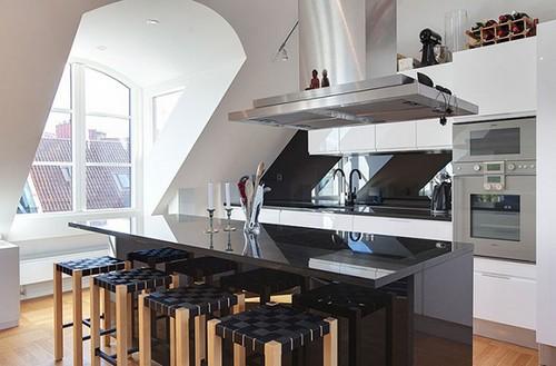 decoracao de interiores sotaos:Fotos de cozinhas americanas