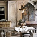 Decoração de casas francesas