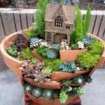 Fotos de decoração de jardim