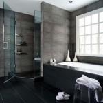 banheiros de casal modernos