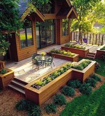 fotos de decora o de casas de madeira. Black Bedroom Furniture Sets. Home Design Ideas