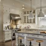 Fotos de decoração de cozinhas rústicas