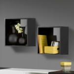 cubos decorativos para parede de sala