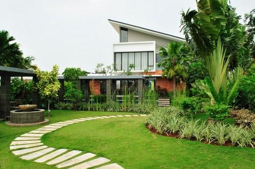 6 entradas de casas com jardim - Fotos de entradas de casas ...