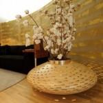 Vasos decorativos de chão