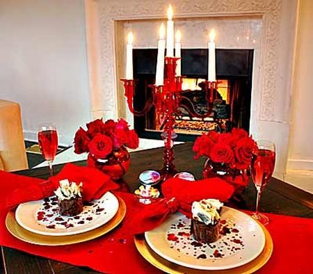 Decora o para jantar do dia dos namorados for Great valentines day meals