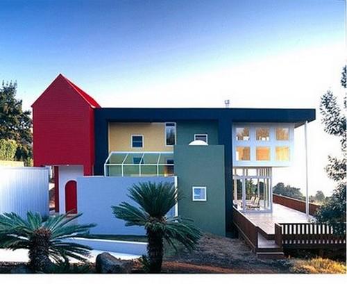 Ideias Para Pintar Casas