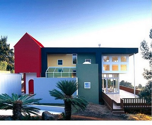 Ideias para pintar casas - Modern house paint colors ...