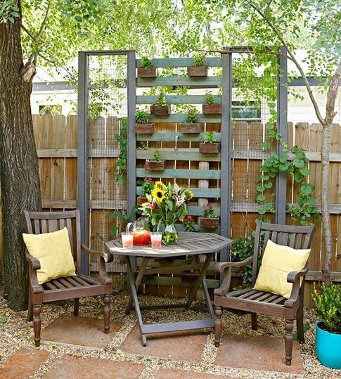 jardim vertical de paletes:Ideias e dicas para um jardim vertical com paletes